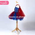 Superm Cosplay Halloween Costume For Kids Tulle Tutu Dress Girl Christmas Party Birthday Performance Dresses Girl Princess Dress